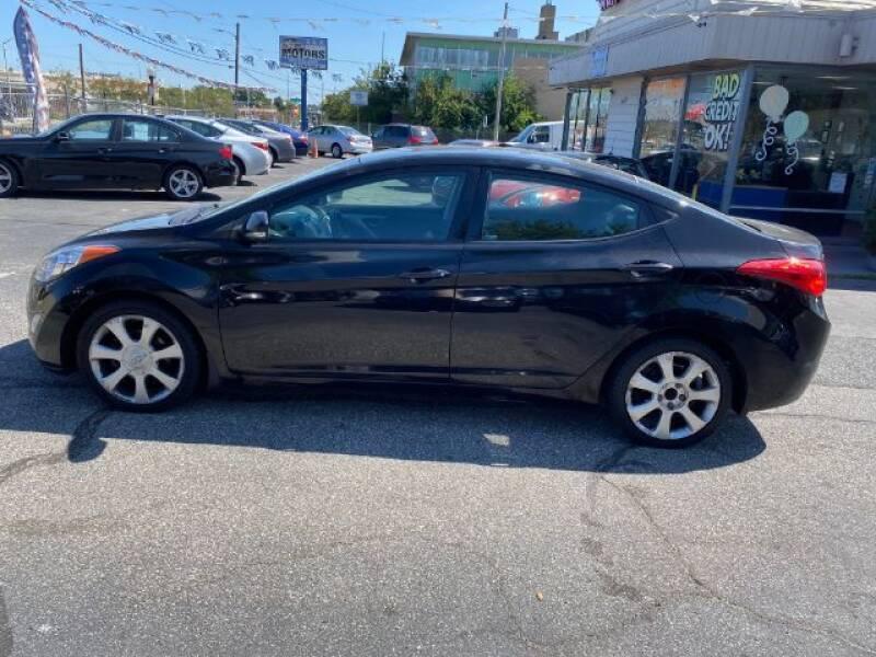 2013 Hyundai Elantra for sale at A&R Motors in Baltimore MD