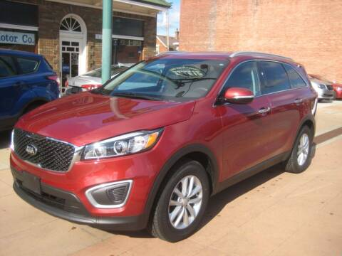 2017 Kia Sorento for sale at Theis Motor Company in Reading OH