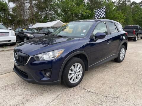 2013 Mazda CX-5 for sale at AUTO WOODLANDS in Magnolia TX