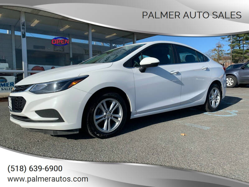 2016 Chevrolet Cruze for sale at Palmer Auto Sales in Menands NY
