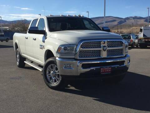 2017 RAM Ram Pickup 3500 for sale at Rocky Mountain Commercial Trucks in Casper WY