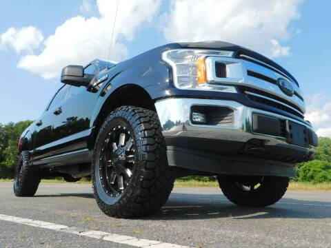2018 Ford F-150 for sale at Used Cars For Sale in Kernersville NC