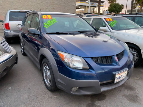 2004 Pontiac Vibe for sale at North County Auto in Oceanside CA