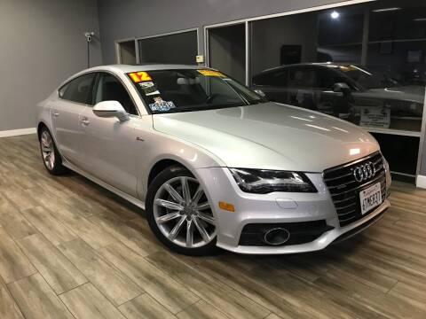 2012 Audi A7 for sale at Golden State Auto Inc. in Rancho Cordova CA
