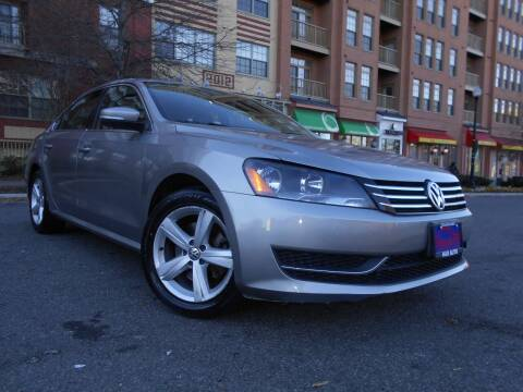 2013 Volkswagen Passat for sale at H & R Auto in Arlington VA