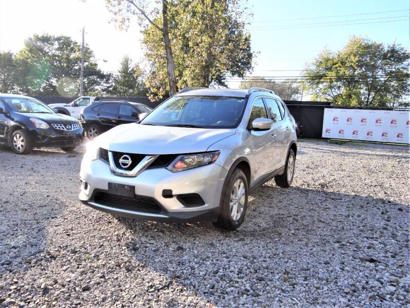 2014 Nissan Rogue for sale at Premier Auto & Parts in Elyria OH