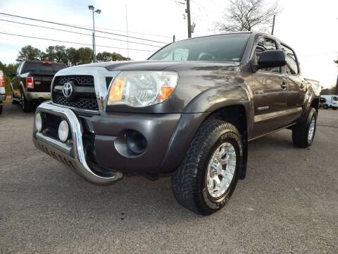 2011 Toyota Tacoma for sale at Medford Motors Inc. in Magnolia TX