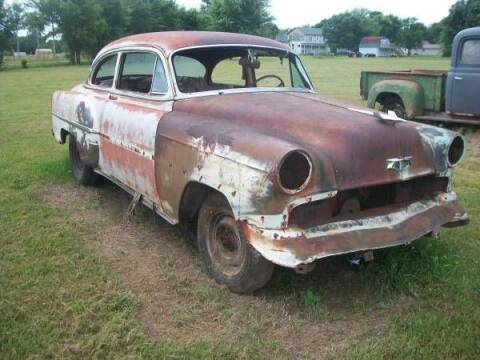 1954 Chevrolet Bel Air for sale at Haggle Me Classics in Hobart IN