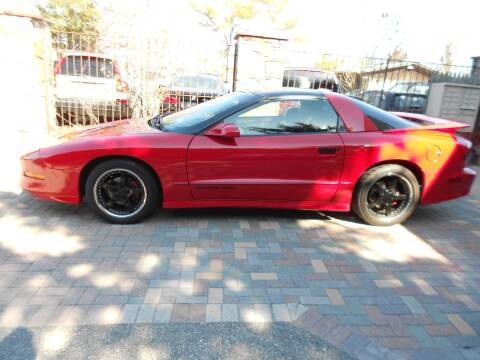 1995 Pontiac Firebird for sale at Precision Auto Sales of New York in Farmingdale NY