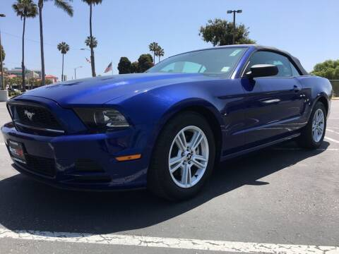 2014 Ford Mustang for sale at Auto Max of Ventura in Ventura CA