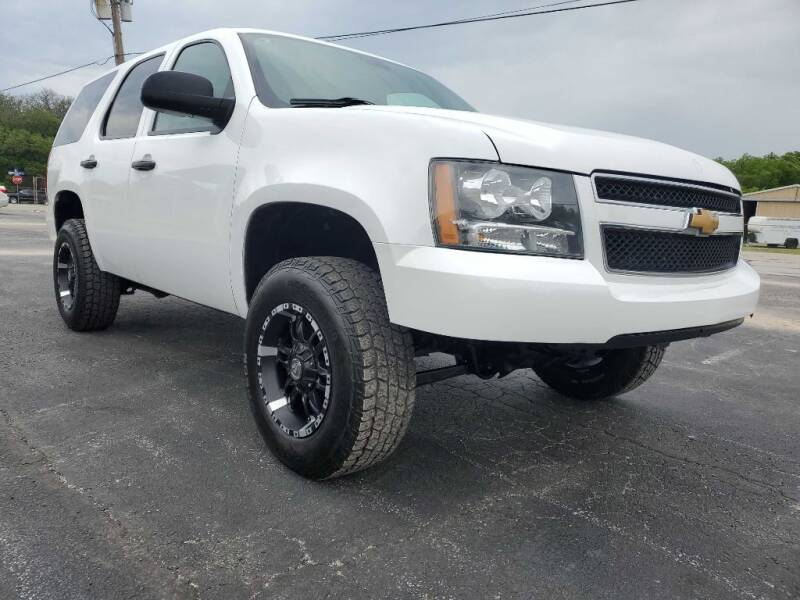 2012 Chevrolet Tahoe for sale at Thornhill Motor Company in Lake Worth TX
