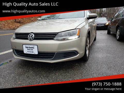 2013 Volkswagen Jetta for sale at High Quality Auto Sales LLC in Bloomingdale NJ