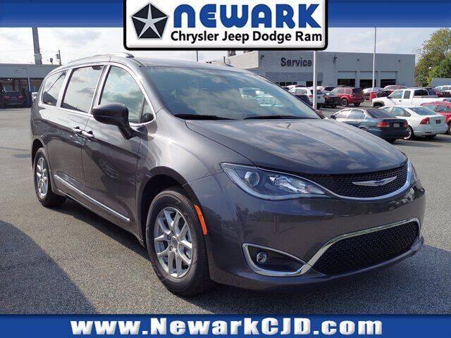 2020 Chrysler Pacifica for sale at NEWARK CHRYSLER JEEP DODGE in Newark DE