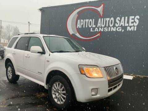 2008 Mercury Mariner for sale at Capitol Auto Sales in Lansing MI