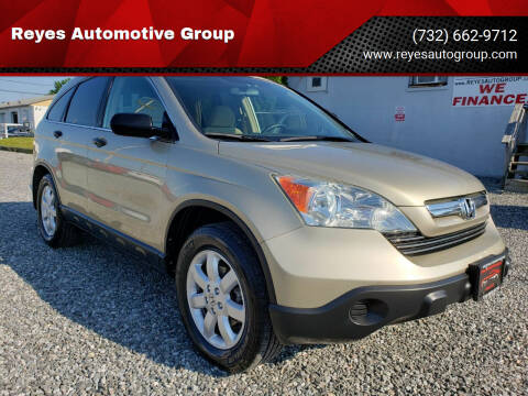 2008 Honda CR-V for sale at Reyes Automotive Group in Lakewood NJ