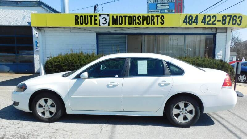 2010 Chevrolet Impala for sale at Route 3 Motors in Broomall PA