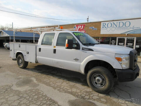2015 Ford F-250 Super Duty for sale at Rondo Truck & Trailer in Sycamore IL