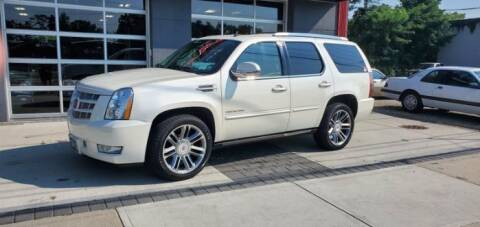 2014 Cadillac Escalade for sale at Classic Car Deals in Cadillac MI