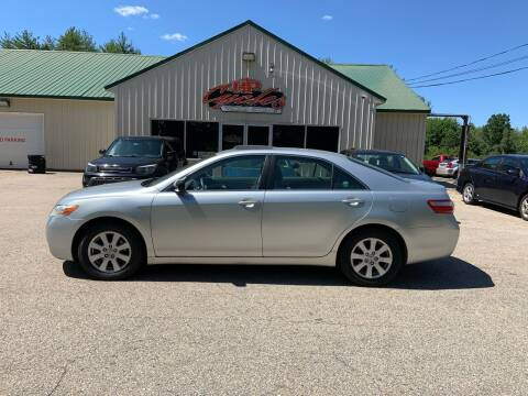 2007 Toyota Camry for sale at HP AUTO SALES in Berwick ME
