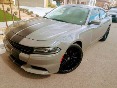 2019 Dodge Charger for sale at California Motor Cars in Covina CA
