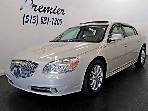 2010 Buick Lucerne for sale at Premier Automotive Group in Milford OH