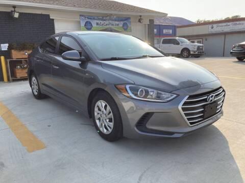 2018 Hyundai Elantra for sale at Princeton Motors in Princeton TX