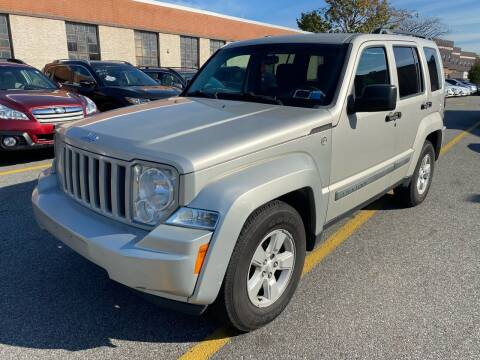 2009 Jeep Liberty for sale at MAGIC AUTO SALES - Magic Auto Prestige in South Hackensack NJ