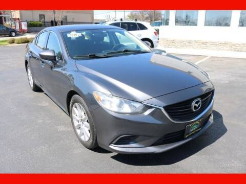 2016 Mazda MAZDA6 for sale at AUTO POINT USED CARS in Rosedale MD