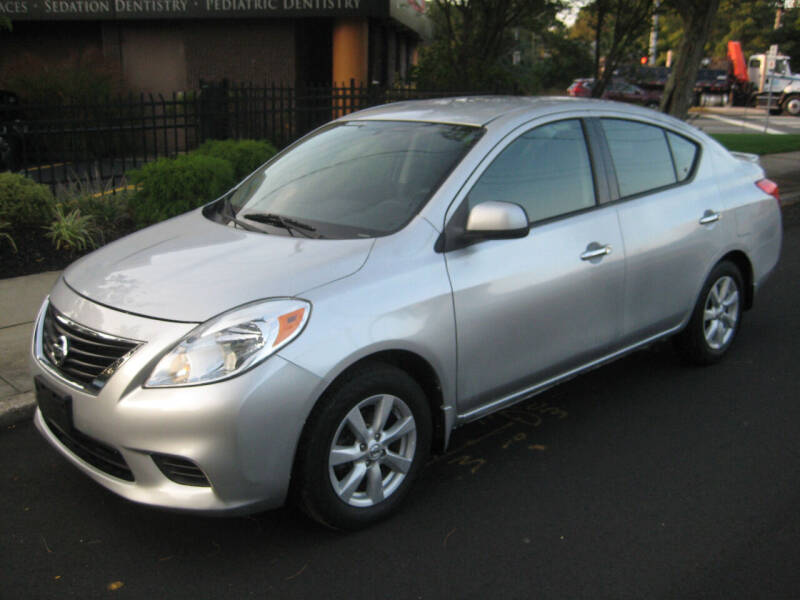 2014 Nissan Versa for sale at Top Choice Auto Inc in Massapequa Park NY