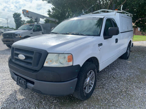2008 Ford F-150 for sale at Champion Motorcars in Springdale AR