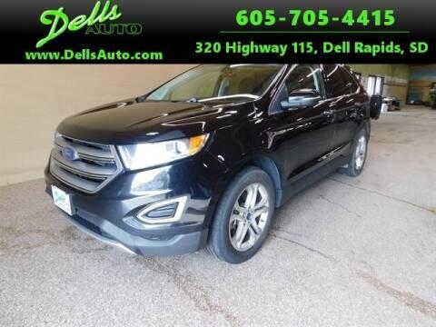 2016 Ford Edge for sale at Dells Auto in Dell Rapids SD