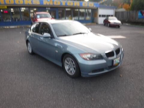 2006 BMW 3 Series for sale at Brooks Motor Company, Inc in Milwaukie OR