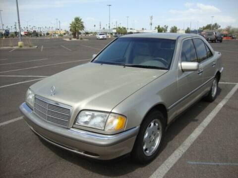 1997 Mercedes-Benz C-Class for sale at FREDRIK'S AUTO in Mesa AZ
