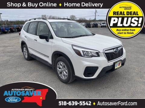 2020 Subaru Forester for sale at Autosaver Ford in Comstock NY