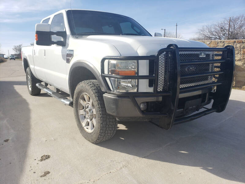 2008 Ford F-350 Super Duty for sale at Hi-Tech Automotive - Kyle in Kyle TX