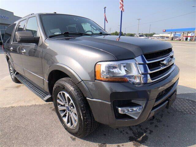 2016 Ford Expedition EL for sale at Show Me Auto Mall in Harrisonville MO