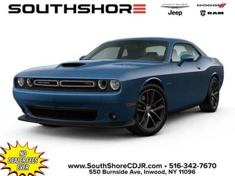 2021 Dodge Challenger for sale at South Shore Chrysler Dodge Jeep Ram in Inwood NY