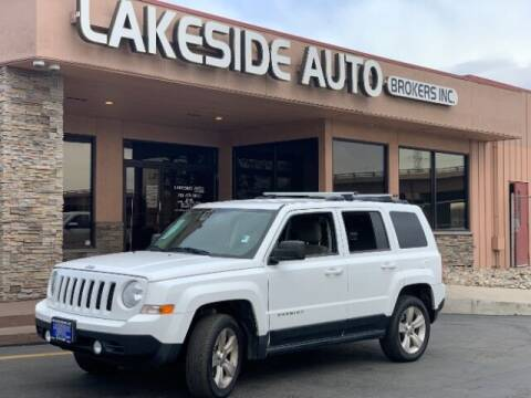 2012 Jeep Patriot for sale at Lakeside Auto Brokers Inc. in Colorado Springs CO