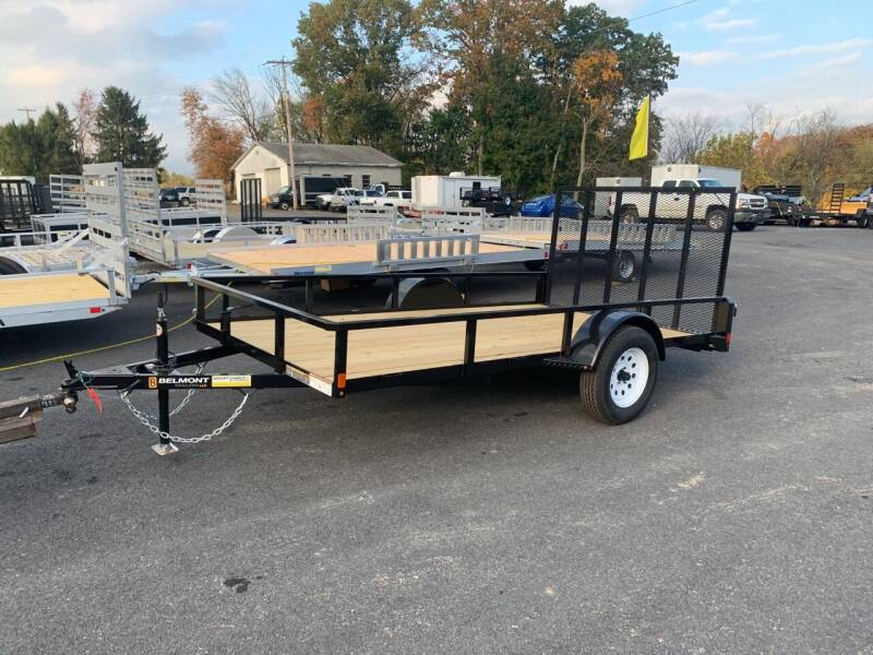 2021 Belmont 6x12 Tube Top for sale at Smart Choice 61 Trailers in Shoemakersville PA