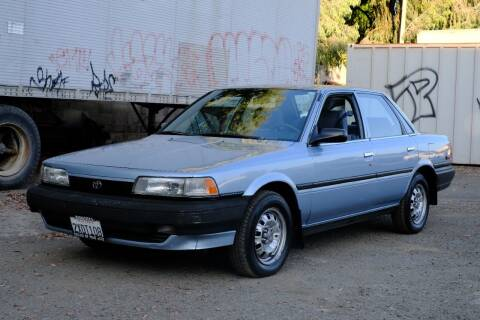 1991 Toyota Camry for sale at Sports Plus Motor Group LLC in Sunnyvale CA