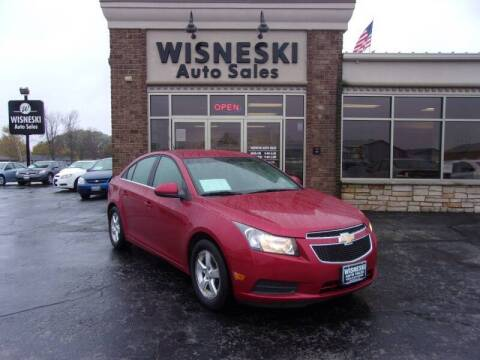 2011 Chevrolet Cruze for sale at Wisneski Auto Sales, Inc. in Green Bay WI