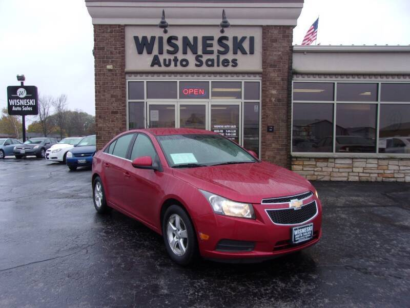 2011 Chevrolet Cruze for sale at Wisneski Auto Sales, Inc. in Green Bay WI