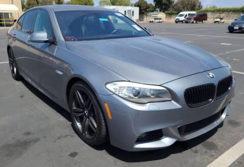 2013 BMW 5 Series for sale at Boktor Motors in Las Vegas NV
