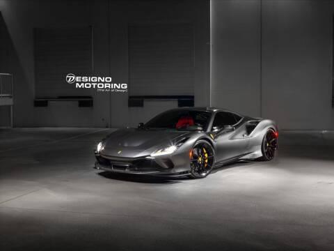 2020 Ferrari F8 Tributo for sale at POTOMAC WEST MOTORS in Springfield VA