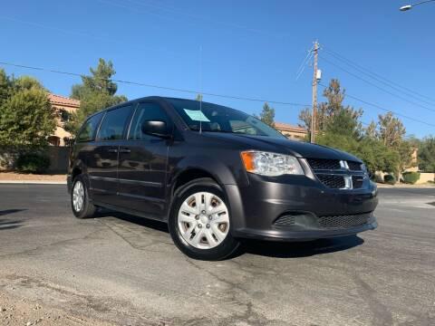 2015 Dodge Grand Caravan for sale at Boktor Motors in Las Vegas NV