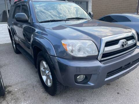 2006 Toyota 4Runner for sale at STL Automotive Group in O'Fallon MO
