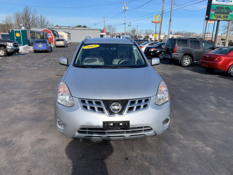 2012 Nissan Rogue for sale at L.A. Automotive Sales in Lackawanna NY