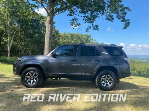 2017 Toyota 4Runner for sale at RED RIVER DODGE - Red River of Malvern in Malvern AR