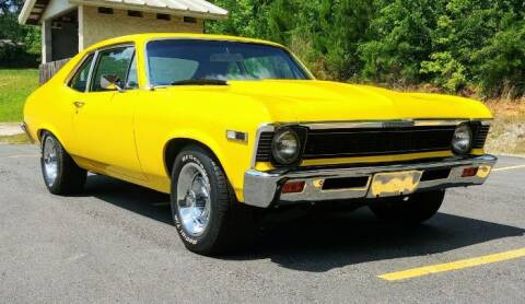 1968 Chevrolet Nova for sale at Haggle Me Classics in Hobart IN