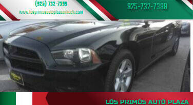 2013 Dodge Charger for sale at Los Primos Auto Plaza in Antioch CA
